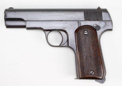 Chinese Sugiura Shiki 7.65 Pistol 1
