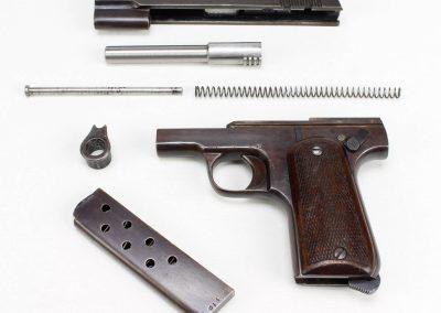 Chinese Sugiura Shiki 7.65 Pistol 6