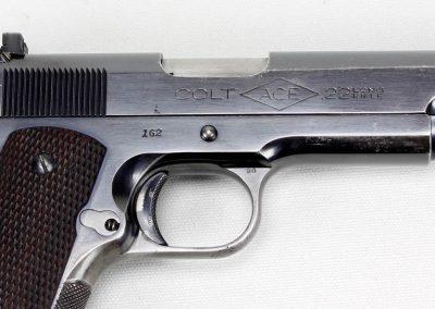 Colt Ace Service Model .22LR 3