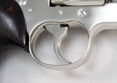 Colt Python .357 Magnum, Nickel 4 6