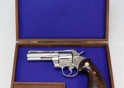 Colt Python .357 Magnum, Nickel 4_