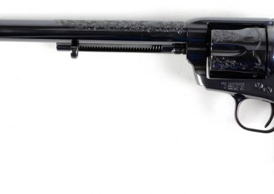 Colt SAA Ned Buntline 150th Anniversary 2