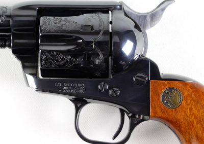 Colt SAA Ned Buntline 150th Anniversary 6
