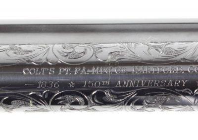 Colt SAA Ned Buntline 150th Anniversary 8