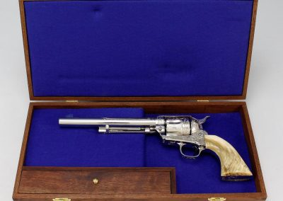 Colt SAA Samuel Colt Sesquicentennail .45LC 1-2
