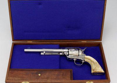 Colt SAA Samuel Colt Sesquicentennail .45LC 1-3