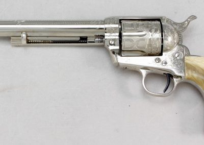 Colt SAA Samuel Colt Sesquicentennail .45LC 2-2