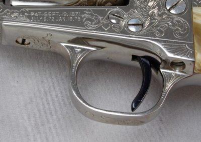Colt SAA Samuel Colt Sesquicentennail .45LC 5-2