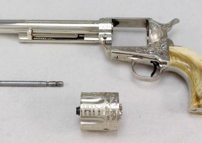 Colt SAA Samuel Colt Sesquicentennail .45LC 6-2