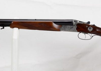 Colt-Sauer Model 3000 Drilling 12ga - 243 Win 1
