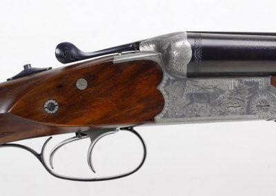 Colt-Sauer Model 3000 Drilling 12ga - 243 Win 3