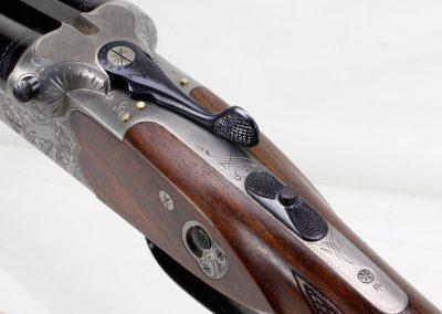 Colt-Sauer Model 3000 Drilling 12ga - 243 Win 7