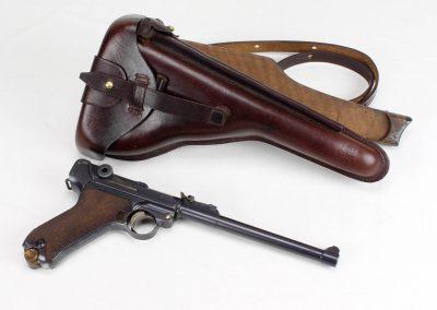 DWM 1917 Artillery Luger & Stock-Holster 1