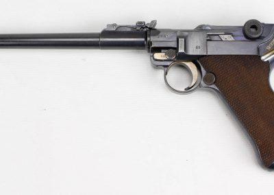 DWM 1917 Artillery Luger & Stock-Holster 2