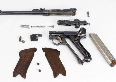 DWM 1917 Artillery Luger & Stock-Holster 7