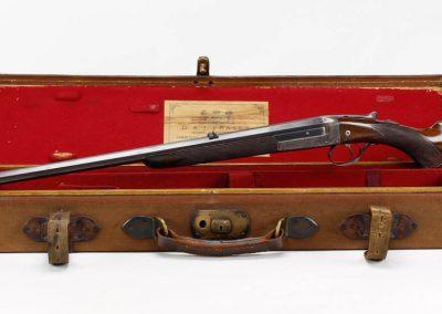 Daniel Fraser Hammerless Rook Rifle 1