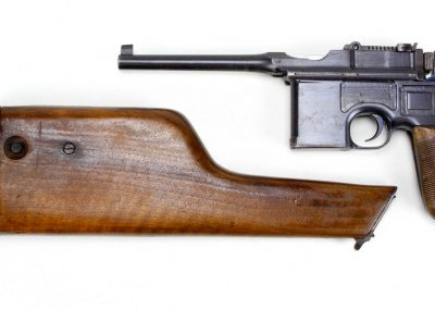 Mauser C-96 Broomhandle 1