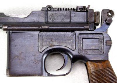 Mauser C-96 Broomhandle 4