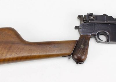 Mauser C-96 Broomhandle 7