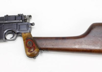 Mauser C-96 Red 9 1916 Prussian Contract 2