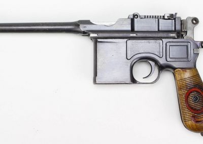 Mauser C-96 Red 9 1916 Prussian Contract 3