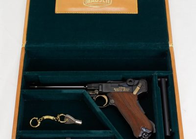 Mauser Luger 75 Year Imperial Marine Commemorative 1