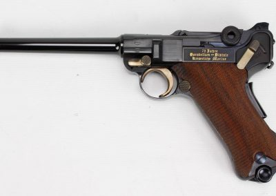 Mauser Luger 75 Year Imperial Marine Commemorative 2