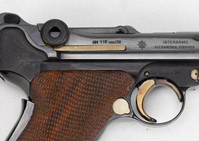 Mauser Luger 75 Year Imperial Marine Commemorative 4