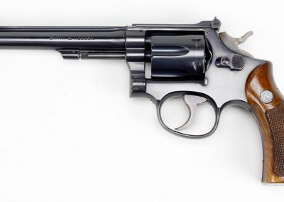 S&W K-22 Masterpiece Early Model 2