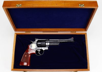S&W Model 29-10 Engraved .44 Mag 1