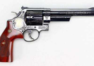 S&W Model 29-10 Engraved .44 Mag 2
