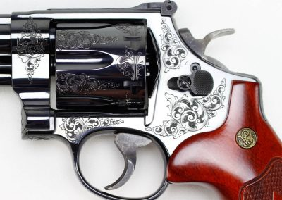 S&W Model 29-10 Engraved .44 Mag 5