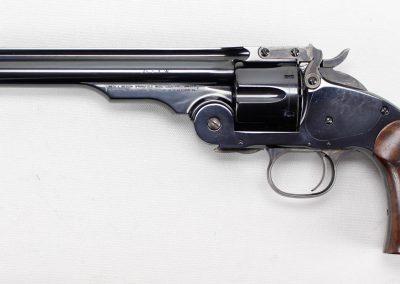 S&W Model #3 Schofield .45 S&W 2
