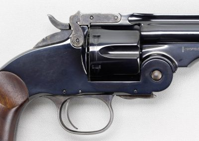 S&W Model #3 Schofield .45 S&W 3