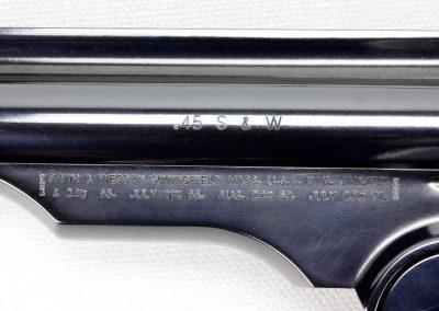 S&W Model #3 Schofield .45 S&W 6