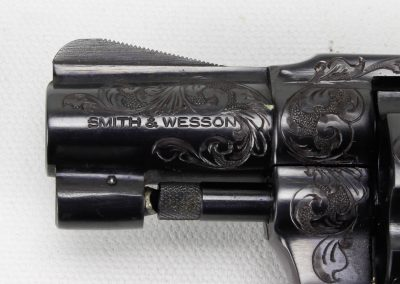 S&W Model 36 Engraved 7
