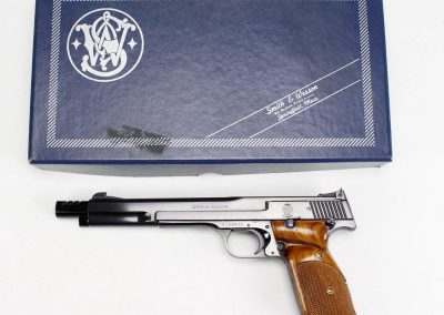 S&W Model 41 Target 22LR 1