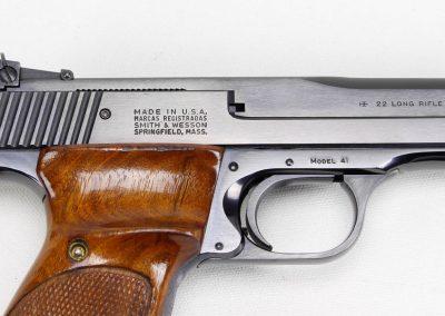 S&W Model 41 Target 22LR 4