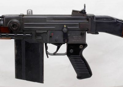 Sig AMT .308 Swiss Assault Rifle 5