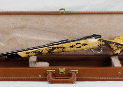 Weatherby Mark V Crown Grade Custom 1