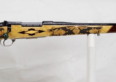 Weatherby Mark V Crown Grade Custom 3