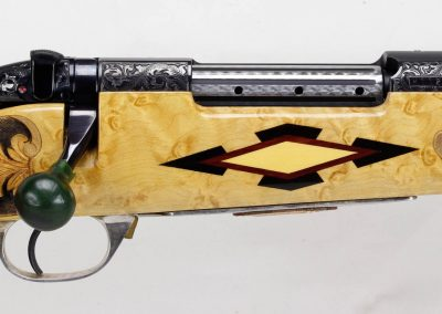 Weatherby Mark V Crown Grade Custom 4
