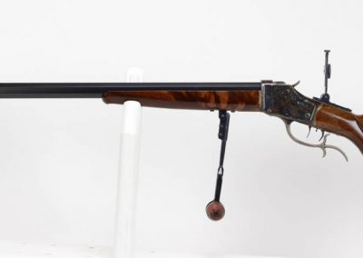 Winchester 1885 High Wall Schuetzen Rifle .32-40 1