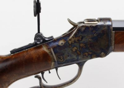 Winchester 1885 High Wall Schuetzen Rifle .32-40 3