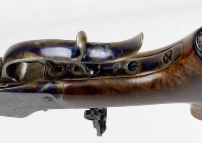 Winchester 1885 High Wall Schuetzen Rifle .32-40 6
