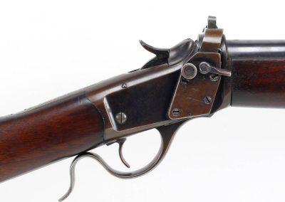Winchester 1885 Low Wall (Winder Musket .22 Short 2