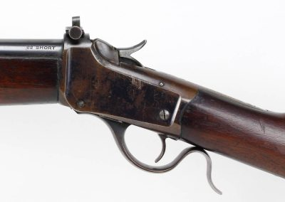 Winchester 1885 Low Wall (Winder Musket) .22 Short 4