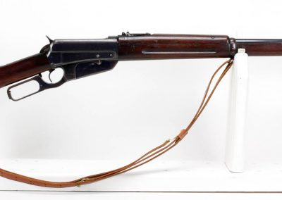Winchester Model 1895 NRA Musket 8