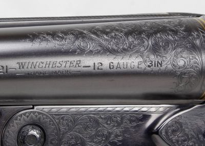 Winchester Model 21 2-Barrel Set In Case 8